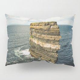 Dun Briste Pillow Sham