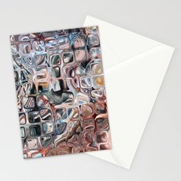 magical tiles Stationery Cards