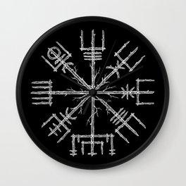 Vegvisir II Wall Clock