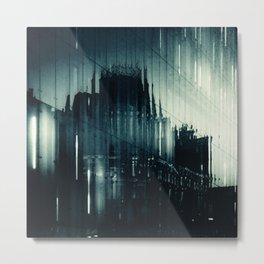 London Reflections Metal Print