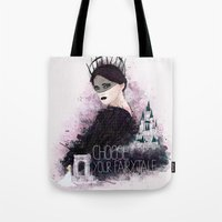 fairytale Tote Bags featuring Fairytale by Alendro