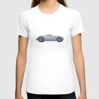 scuba T-shirts featuring Scuba Driver by Chris Cooch