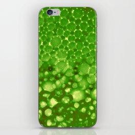Green-Washed 04 iPhone Skin