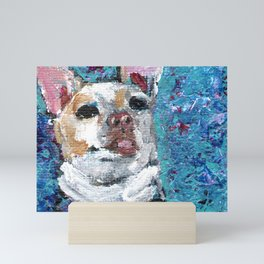 Lucy the Chihuahua Mini Art Print