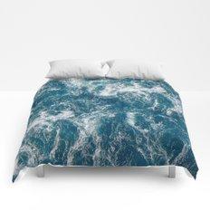 Sea water Comforters