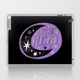A Little Bit Wicked Laptop & iPad Skin