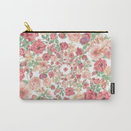 Beautiful Rose - floral, flowers, flower Carry-All Pouch