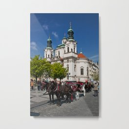 St. Nicholas Church Metal Print