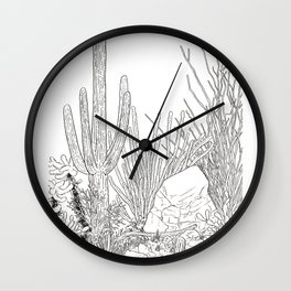 Sonora Wall Clock