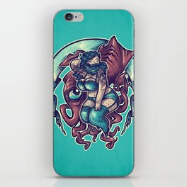 Every sailor's dream iPhone Skin