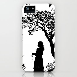 The Tale of the Juniper Tree iPhone Case