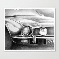 Classic 1 Canvas Print