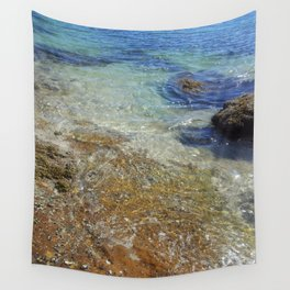 Water's Edge at Vincentia NSW Wall Tapestry
