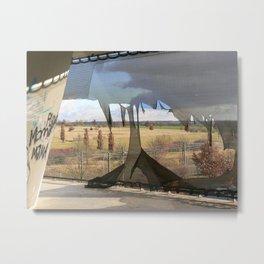 Lost Places 286_B Metal Print