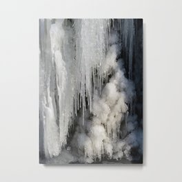 icicles Metal Print
