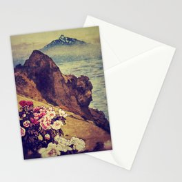 As Dusk Settles in Daiino Stationery Cards