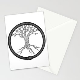 Yggdrasil Stationery Cards