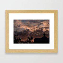 PE // 0023 Framed Art Print