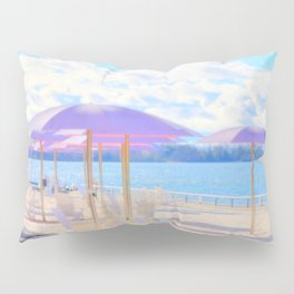 Sugar Beach  Pillow Sham