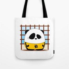Panda Plopz (G.O.D) Tote Bag