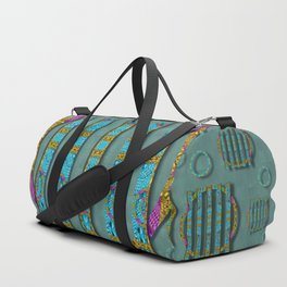 Freedom is every where just love it Duffle Bag