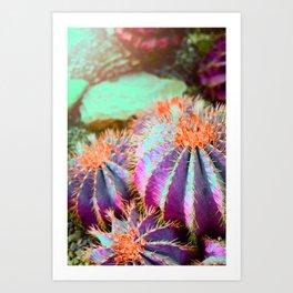 Home Gardening Art Print