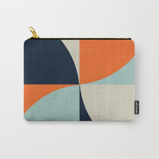 mod petals Carry-All Pouch