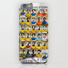 Legends of Football (Soccer). Slim Case iPhone 6
