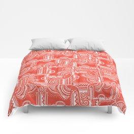 Big Red Comforters