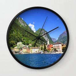 Riva del Garda - Lake Garda/Italy Wall Clock