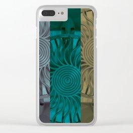 Fan-tastic Clear iPhone Case