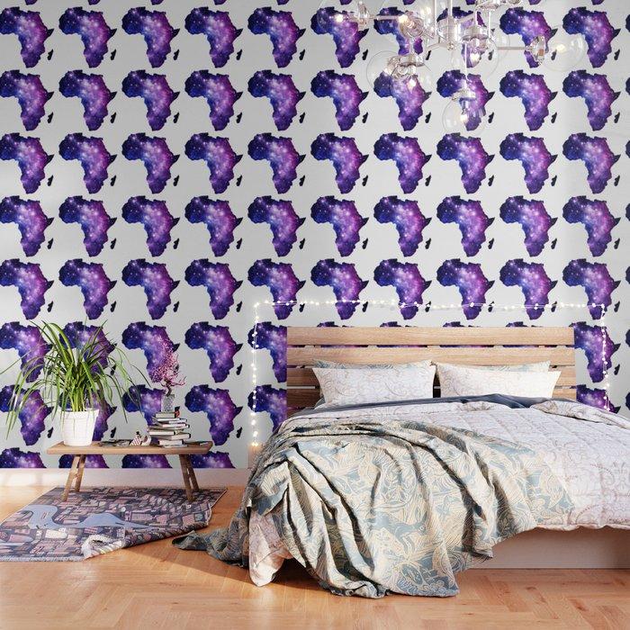 africa  purple blue galaxy z8x wallpaper