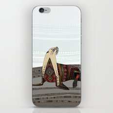 sea lion mono iPhone & iPod Skin