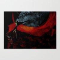 spawn Canvas Prints featuring Spawn by Pierre-Alain Dubois