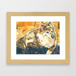 Bodie Framed Art Print
