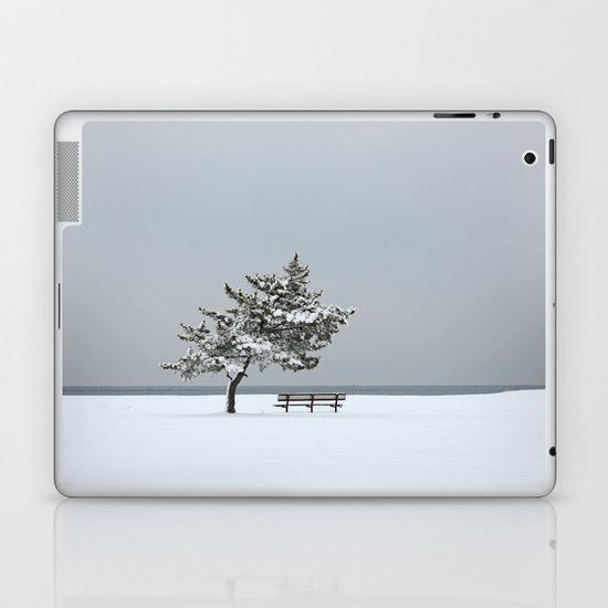 Lonesome Winter Laptop & iPad Skin