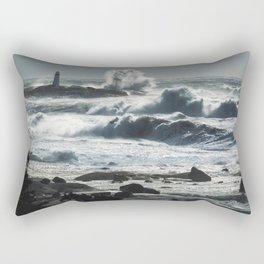 Storm of Grayson Rectangular Pillow
