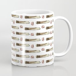 Razors,Barnacles and Nautilus Coffee Mug