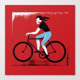 Ride or Die No. 2 Canvas Print