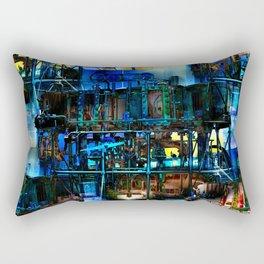 making revolutions Rectangular Pillow
