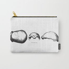 The Neanderthal Skull Carry-All Pouch
