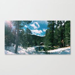 Mountains 12 Canvas Print