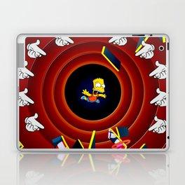 Simpsons Pop Art Laptop & iPad Skin