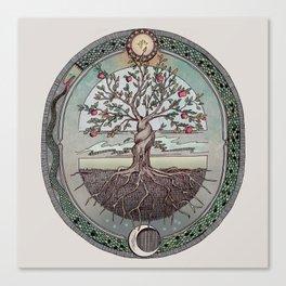 Origins Tree of Life Canvas Print