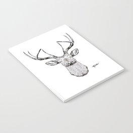"""The Deer Mania"" Notebook"