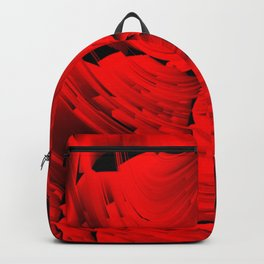 Firestorm abstract Backpack