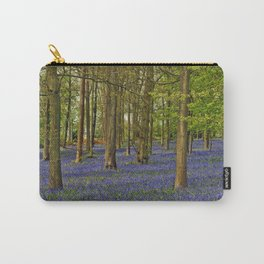 Bluebell Woods Greys Court Oxfordshire Carry-All Pouch