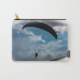 paragliding dark Carry-All Pouch