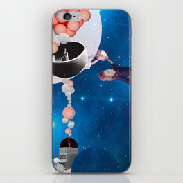 Space Flight iPhone Skin