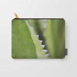 Striped Agave Macro Carry-All Pouch